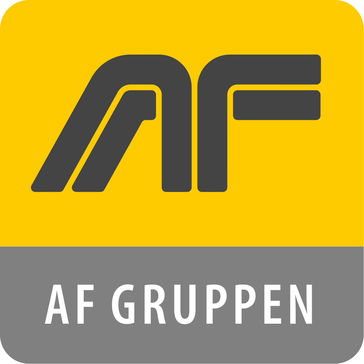 af gruppen logo